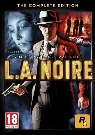 Imagem de L.A. Noire - The Complete Edition