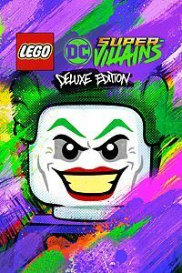 Picture of LEGO DC Super-Villains Deluxe Edition