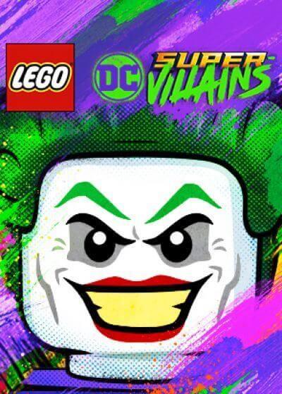 LEGO DC Super-Villains. ürün görseli