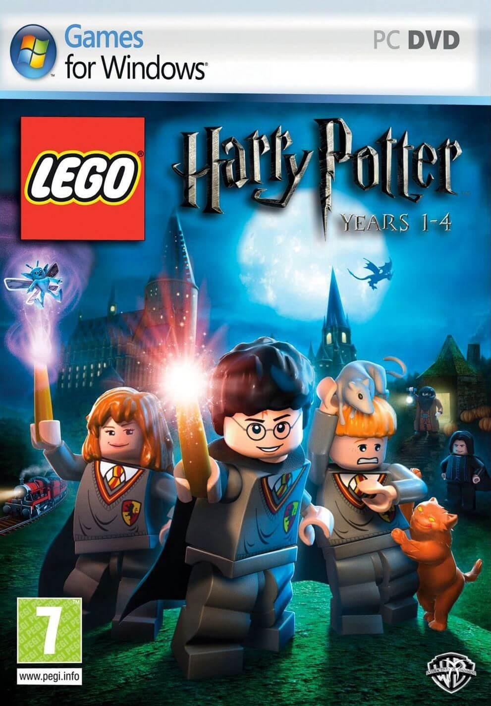 Lego Harry Potter : Years 1 - 4 (WW)