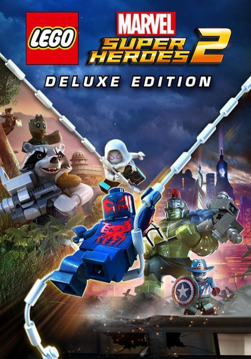 Picture of LEGO® Marvel Super Heroes 2 - Deluxe Edition