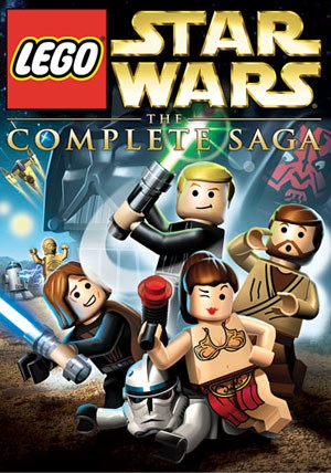 Picture of LEGO Star Wars : The Complete Saga