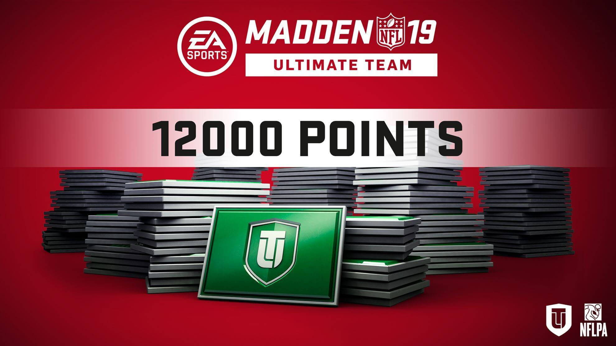 Madden NFL 19 Ultimate Team 12000 Points Pack