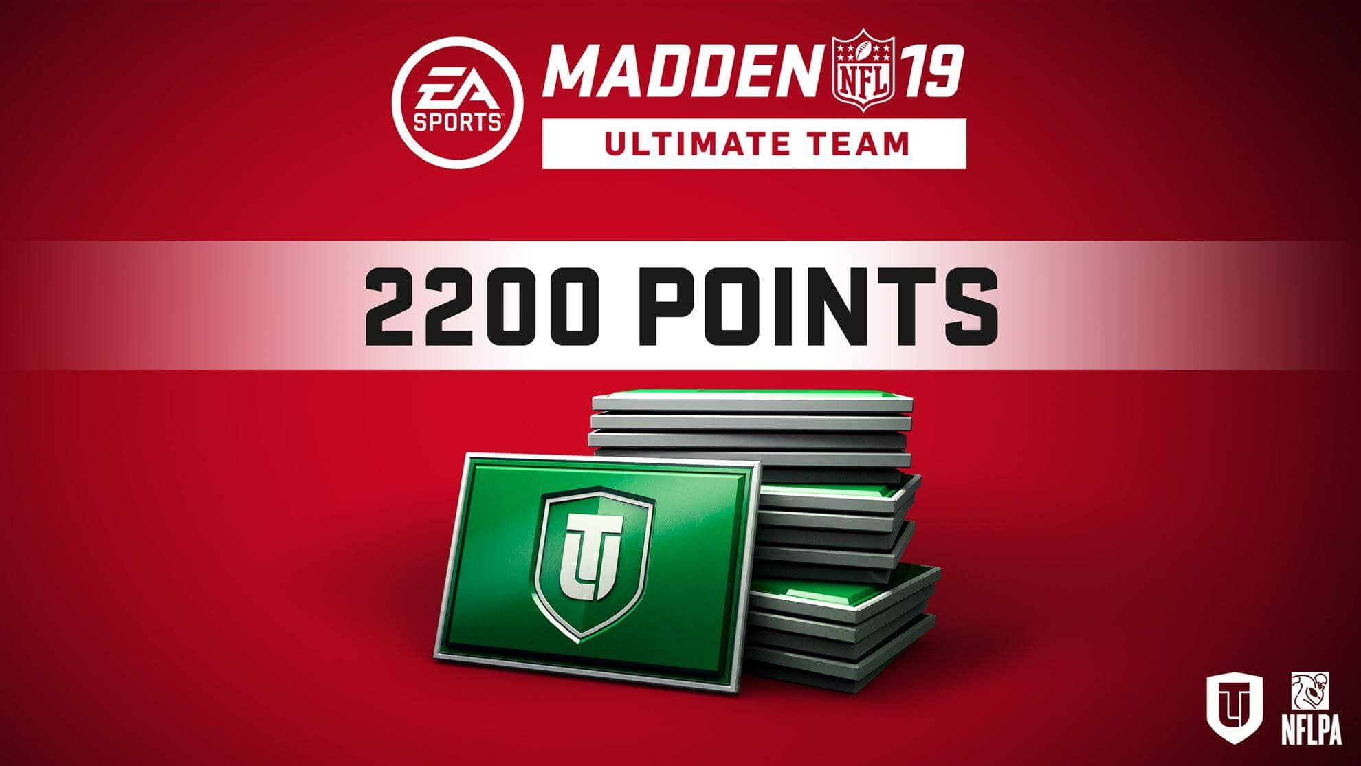 Madden NFL 19 Ultimate Team 2200 Points Pack