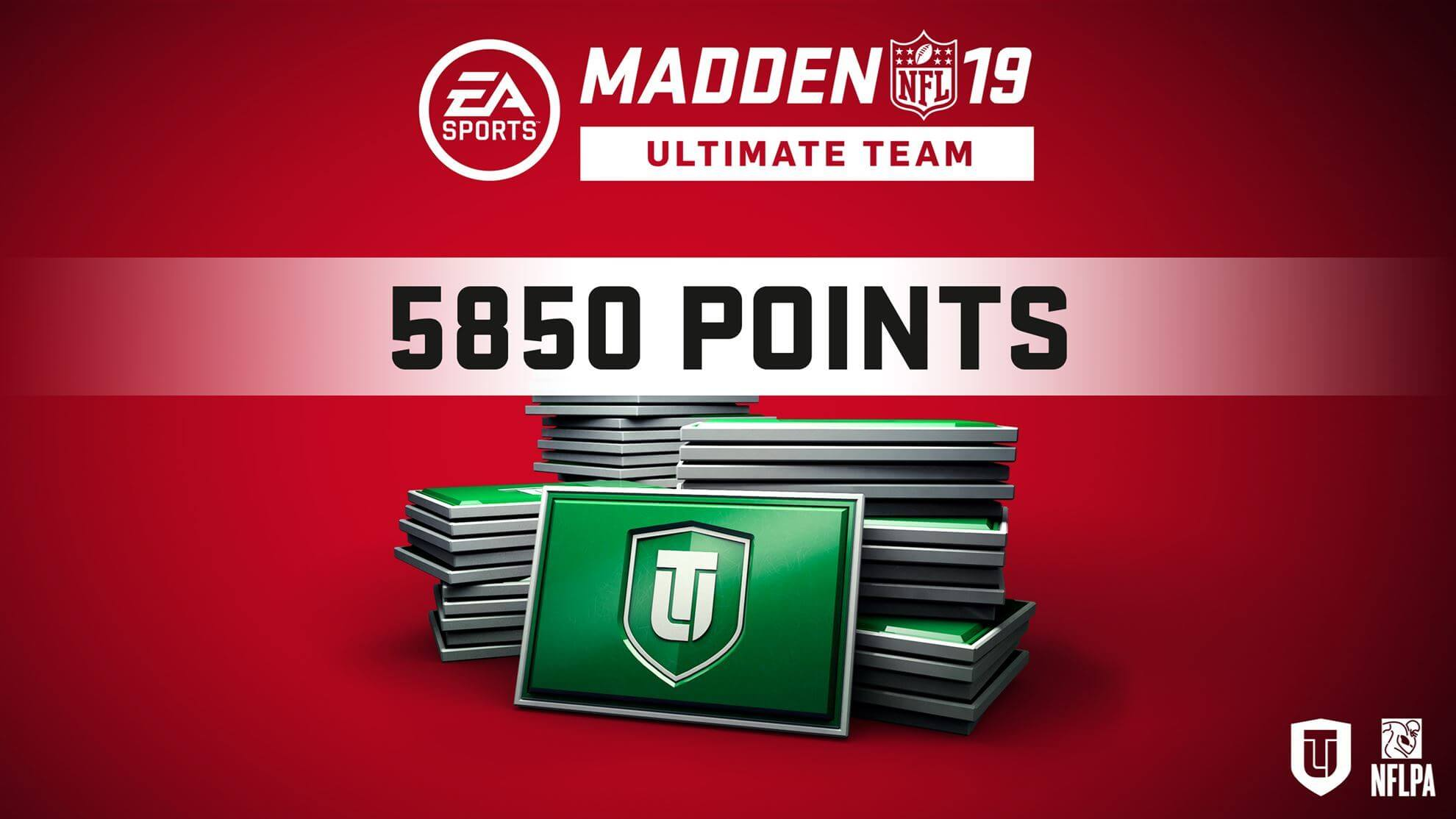 Madden NFL 19 Ultimate Team 5850 Points Pack