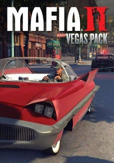 Mafia II DLC : Vegas Pack. ürün görseli