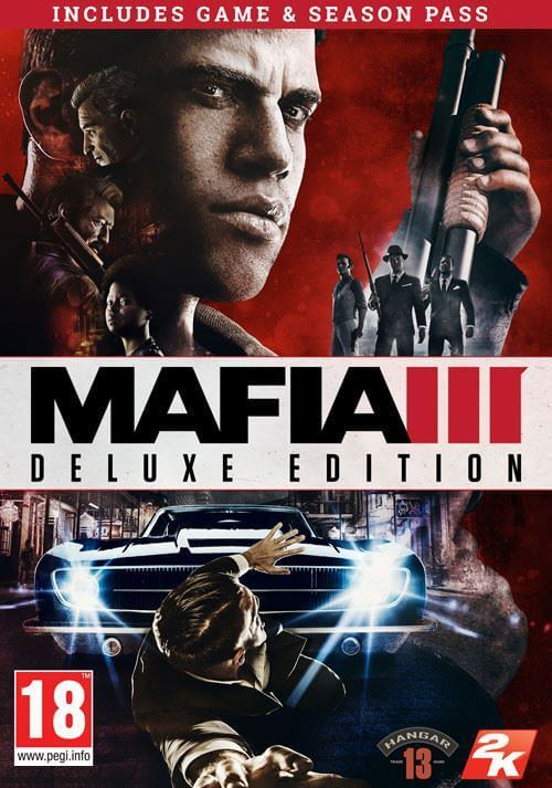 Mafia III - Digital Deluxe Edition. ürün görseli