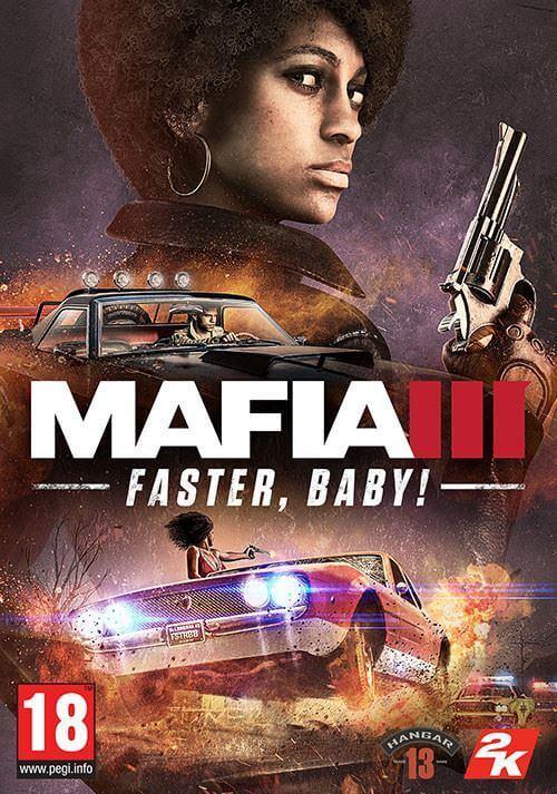 Mafia III - Faster, Baby!. ürün görseli