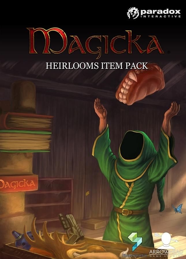 Magicka DLC: Heirlooms Item Pack