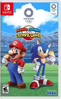 Mario & Sonic at the Olympic Games Tokyo 2020. ürün görseli