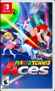 Mario Tennis Aces. ürün görseli