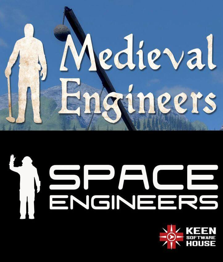 Medieval Engineers and Space Engineers Bundle