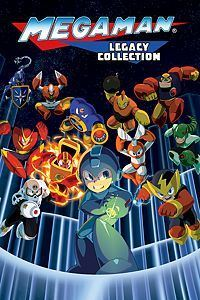 Picture of Mega Man Legacy Collection