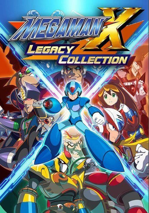 Imagem de Mega Man™ X Legacy Collection 1+2 Bundle