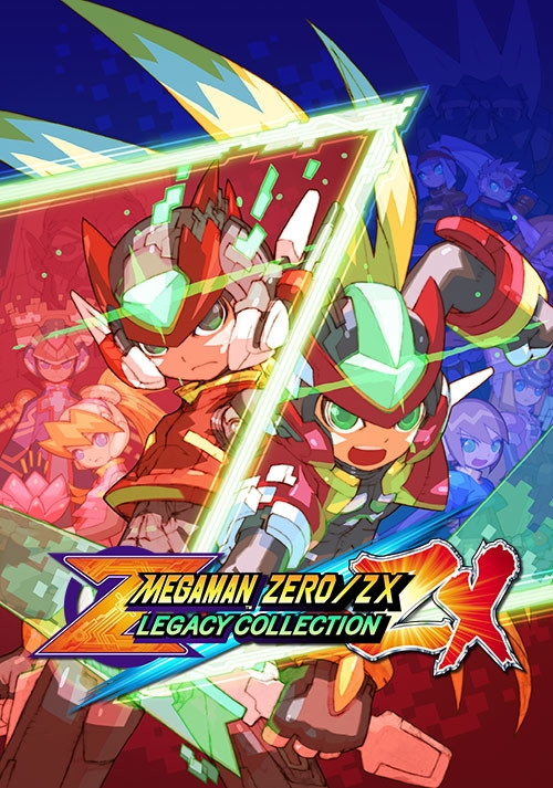 Afbeelding van Mega Man Zero/ZX Legacy Collection