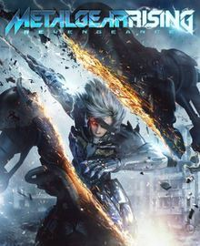 METAL GEAR RISING: REVENGEANCE. ürün görseli