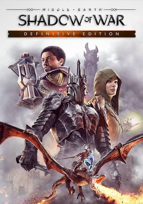 Middle-Earth™: Shadow Of War™ - Definitive Edition. ürün görseli