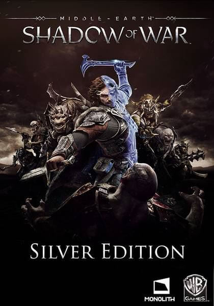 Picture of Middle Earth: Shadow of War - Silver Edition