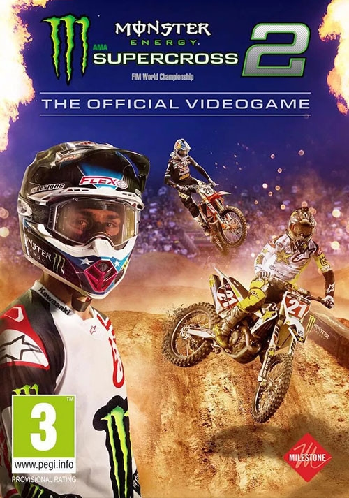 Imagen de Monster Energy Supercross - The Official Videogame 2
