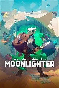 Moonlighter. ürün görseli