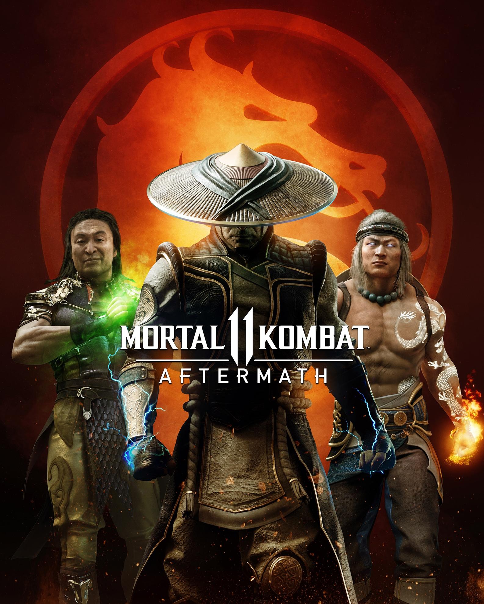 Mortal Kombat 11: Aftermat