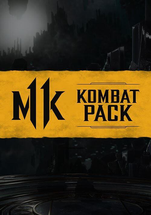 Mortal Kombat 11 Kombat Pack. ürün görseli