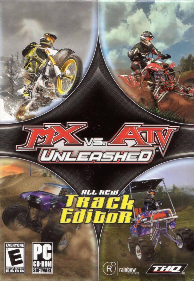 MX vs. ATV Unleashed. ürün görseli