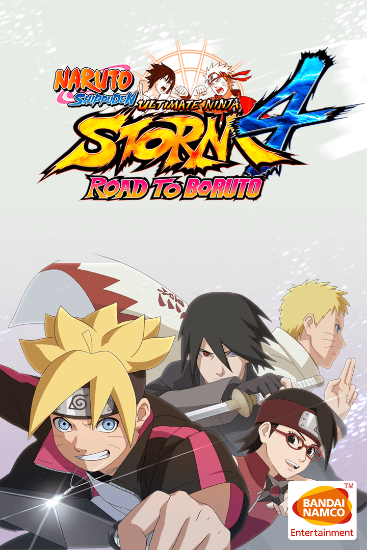 NARUTO SHIPPUDEN: Ultimate Ninja STORM 4 Road to Boruto Expansion