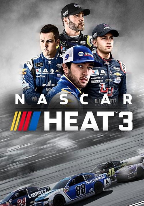 Afbeelding van NASCAR Heat 3