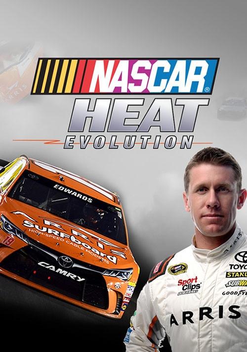 Afbeelding van NASCAR Heat Evolution