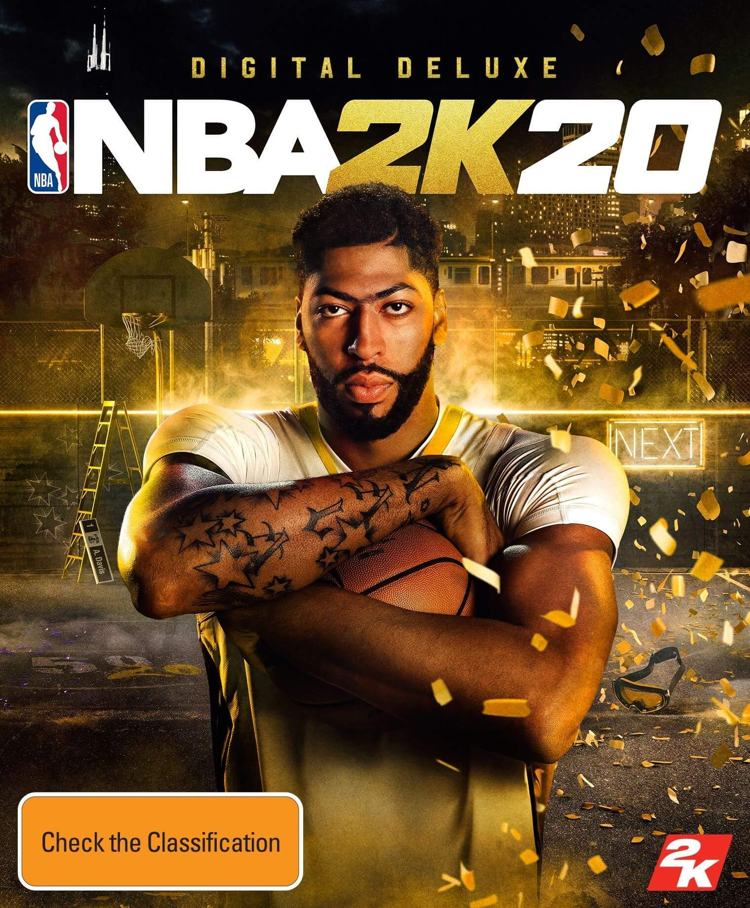 NBA 2K20 Digital Deluxe - Pre Order (ROW)