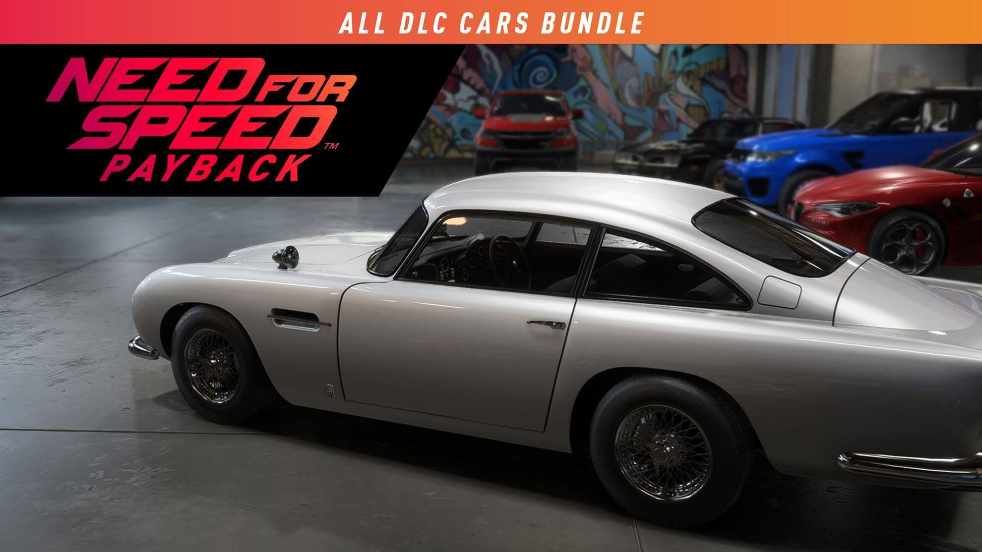 Need for Speed™ Payback: All DLC cars bundle