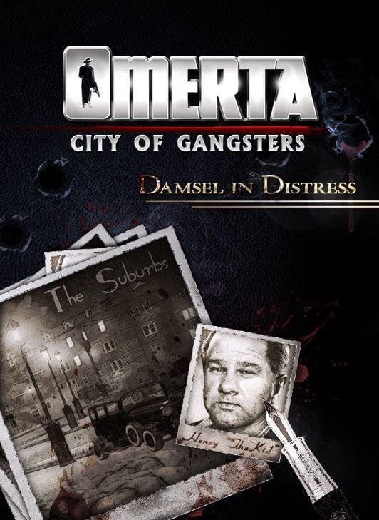 Omerta - City of Gangsters: Damsel in Distress