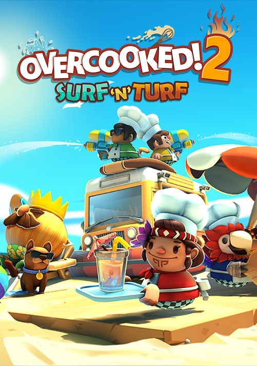 Afbeelding van Overcooked! 2 - Surf 'n' Turf