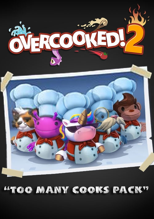 Overcooked! 2 - Too Many Cooks Pack