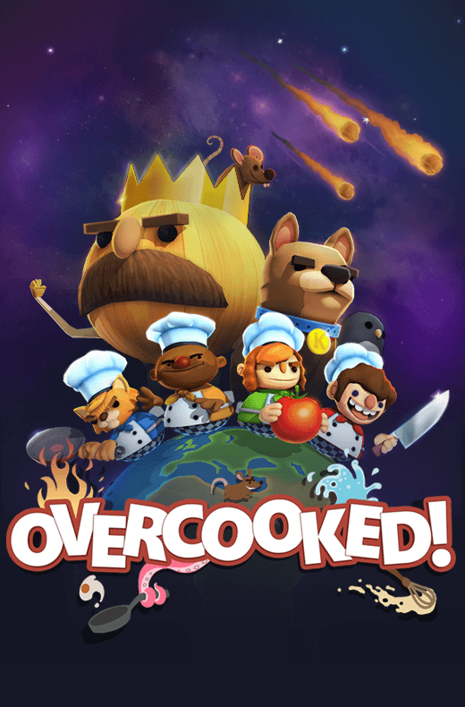 Overcooked (ROW)