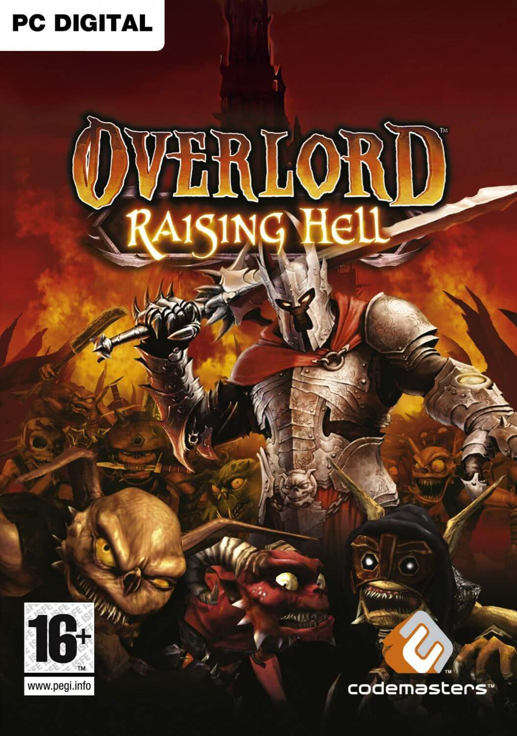 Overlord™: Raising Hell (ROW)