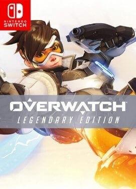 Overwatch Legendary Edition + 3 Months NSO Individual. ürün görseli