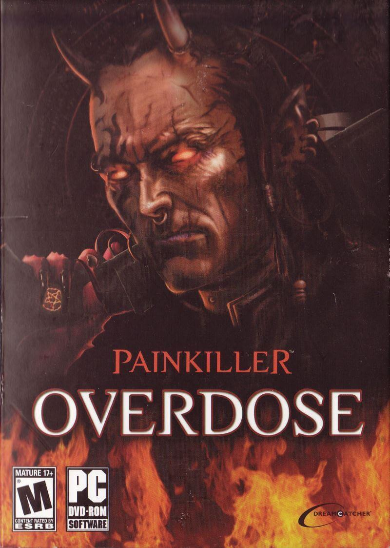 Painkiller Overdose. ürün görseli