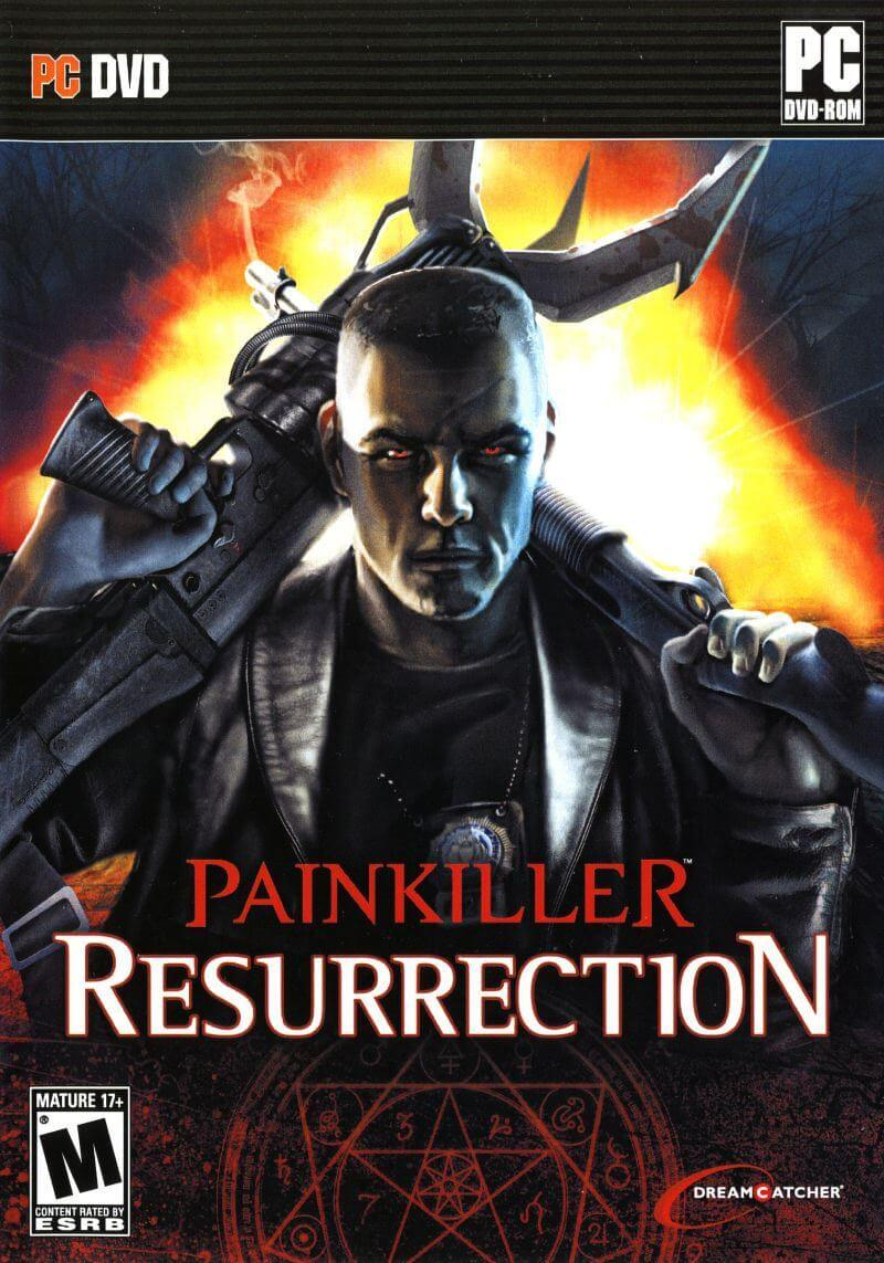 Imagem de Painkiller Resurrection