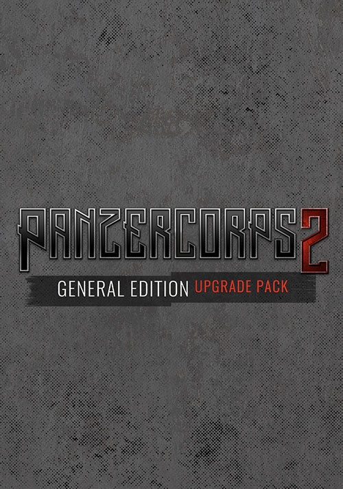 Panzer Corps 2 General Edition (Upgrade)