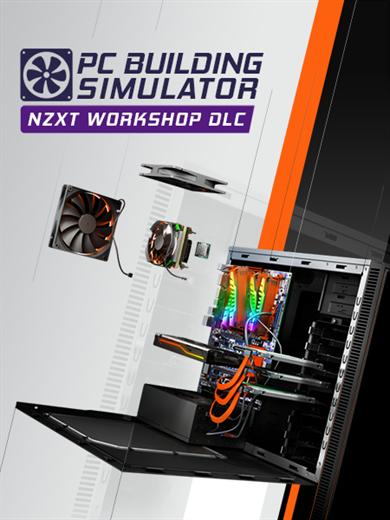 Afbeelding van PC Building Simulator - NZXT Workshop