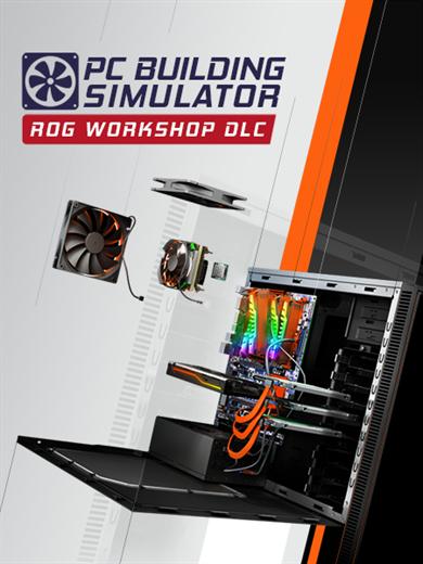 Afbeelding van PC Building Simulator - Republic of Gamers Workshop