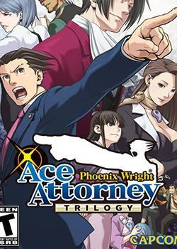 Imagen de Phoenix Wright: Ace Attorney Trilogy