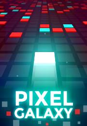 Afbeelding van Pixel Galaxy