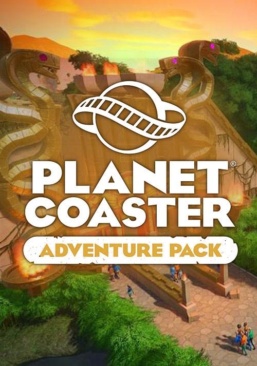 Planet Coaster - Adventure Pack
