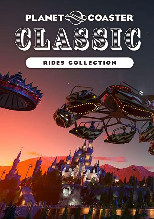 Afbeelding van Planet Coaster - Classic Rides Collection