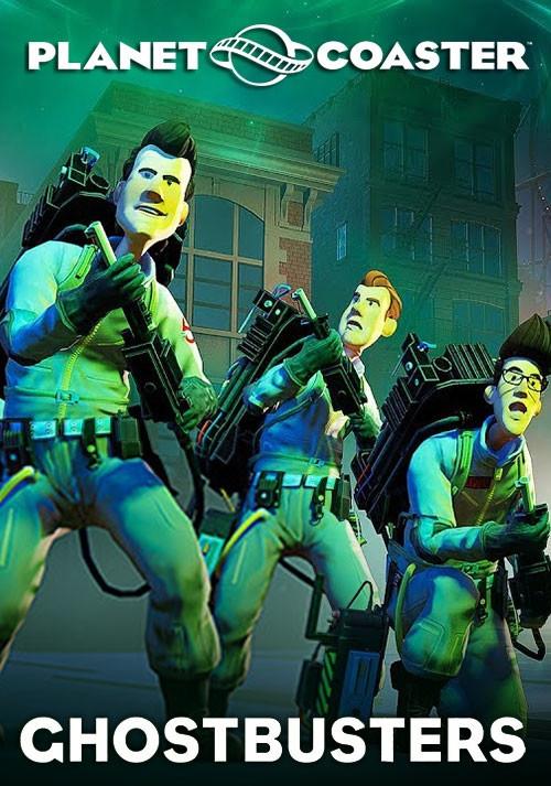 Afbeelding van Planet Coaster - Ghostbusters™