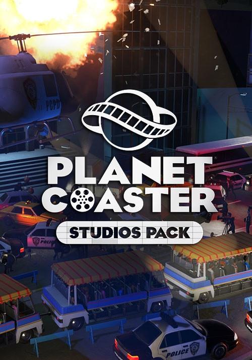 Afbeelding van Planet Coaster - Studios Pack
