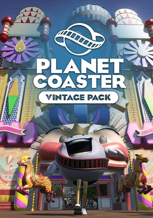 Afbeelding van Planet Coaster - Vintage Pack